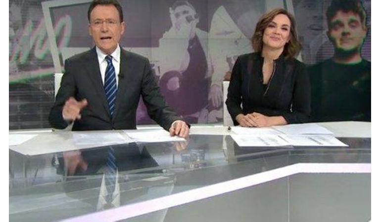 A Don Matias Prats de Antena 3 TV.
