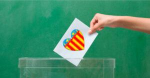 Candidatura única valencianista a les Corts Valencianes.
