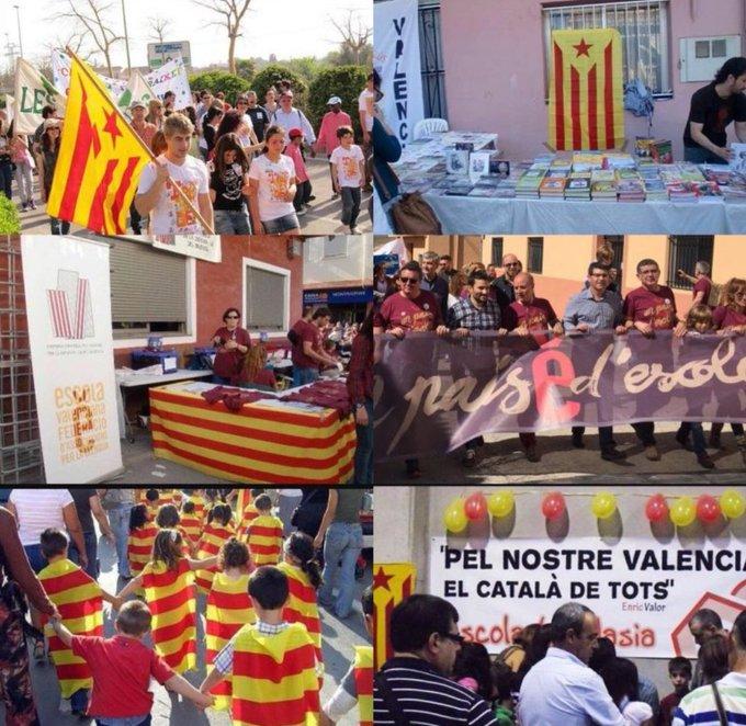 Lee más sobre el artículo Denuncia a Escola Valenciana